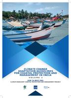 Climate change adaptation guidelines for coastal protection and management in India