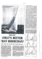 Which rig? What's better than Bermudan? Scientific analysis yields amazing results