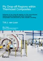 Ply Drop-off Regions within Thermoset Composites