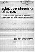 Adaptive steering of ships, a model reference approach to improved manoeuvring and economical course keeping