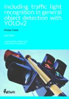 Including traffic light recognition in general object detection with YOLOv2