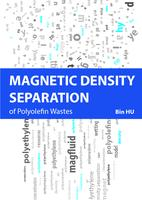 Magnetic Density Separation of Polyolefin Wastes