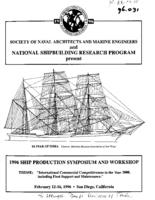 1996 Ship production symposium and workshop