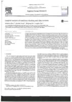 Coupled analysis of nonlinear sloshing and ship motions