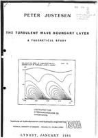 The Turbulent Wave Boundary Layer: A theoretical study