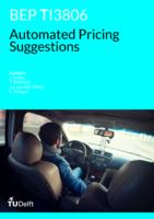 Automated Pricing Suggestions