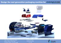 Design the next generation packaging machine for Compax Total Packaging