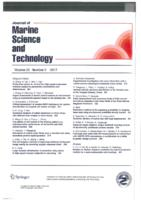 Contents Journal of Marine Science and Technology, 2017