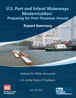 US Port and inland waterways modernization: Preparing for Post-Panamax Vessels