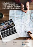 Developing a User Experience and Design System for WhereTrip.com
