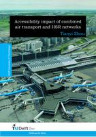 Accessibility impact of combined air transport and HSR networks