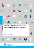 Maturation of the Dutch social housing model and perspectives for the future