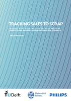 Tracking sales to scrap