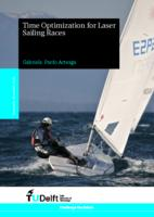 Time Optimization for Laser Sailing Races