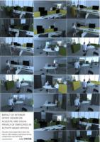 Impact of interior office design on acoustic and visual privacy of employees in activity-based offices