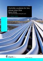 Stability analysis for two-phase pipe flow
