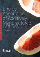 Energy Absorption of Additively Manufactured Lattices