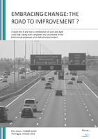 Embracing change: The road to improvement?