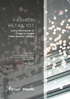 Value Exploration of 'the Internet of Things' for Fashion Retail