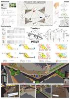How generic spatial interventions can realize conditions for the development of public space to accomplish a dureable living environment in specific urban living areas