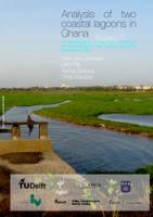 Analysis of two coastal lagoons in Ghana