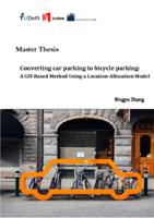 Converting car parking to bicycle parking