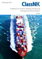 Guidelines on Container Stowage and Securing Arrangements (Second Edition)