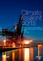 Climate Resilient Ports: Measuring the Vulnerability of Container Terminals to Climate Change