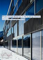 Phase Change Materials in the building industry