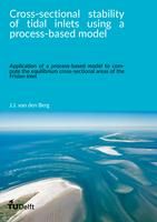 Cross-sectional stability of tidal inlets using a process-based model