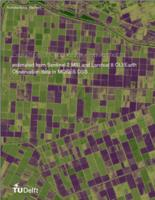 Evaluation of Crop Water Requirements estimated from Sentinel 2 MSI and Landsat 8 OLI Earth Observation data in MOSES DSS