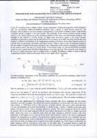 Numerical study of the second order wave loads on a ship with forward speed