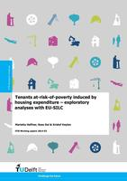 Tenants at-risk-of-poverty induced by housing expenditure – exploratory analyses with EU-SILC