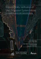Reproducibility Verification of Ship Propulsion System Model