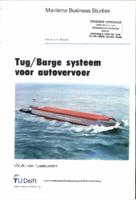 Tug/Barge systeem voor autovervoer