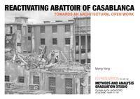 Reactivating Abattoir of Casablanca