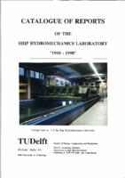 Catalogue of Reports ordered by number of the Delft Ship Hydromechanics Laboratory