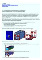 Baggage truck: Functional design of the Swap Body mechanicals (summary)