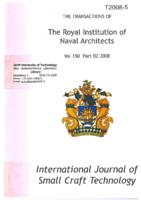 International Journal of Small Craft Technology