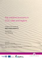 The creative economy in CCC cities and regions: Creative City Challenge