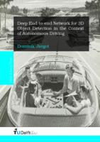 Deep End-to-end Network for 3D Object Detection in the Context of Autonomous Driving