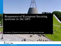 Responses of European housing systems to the Global Financial Crisis (GFC)