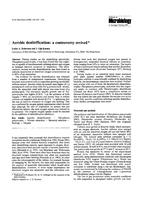 Aerobic Denitrification - a Controversy Revived
