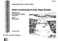 Hydro-morphological study Tagus Estuary: Additional work salt intrusion due to dredging of Barra Sul