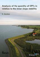 Analysis of the quantity of CPTs in relation to the inner slope stability