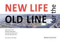 New life for the Old Line: Design research to the integration of Stedenbaan / Transit-Oriented Development in local urban regeneration areas. Case: Oude Lijn Leiden region