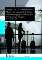 Design of a Mathematical Model for Automated Generation of Baggage Handling System Concept Designs