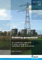 Greening Governance: An Evolutionary Approach to Policy Making for a Sustainable Built Environment