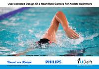 User-centered Design of a Heart Rate Camera for Athlete Swimmers