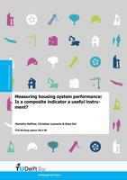 Measuring housing system performance: Is a composite indicator a useful instrument?